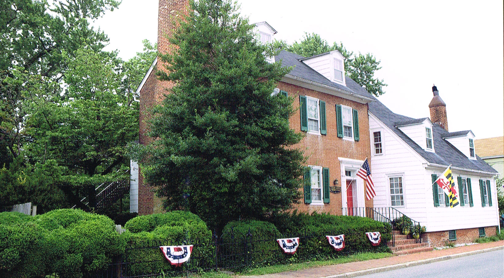 The Clubhouse of The Talbot County Women's Club
