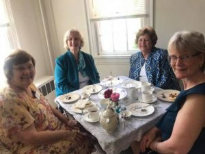 Monthly Meetings at the Talbot County Womens Club