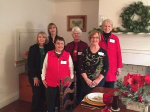 Members of the Talbot County Womens Club